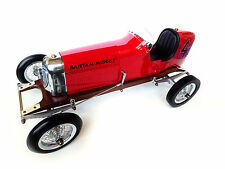 Bantam Midget Indianapolis 1930s Tether Car Steel Model Racing Car Spindizzy