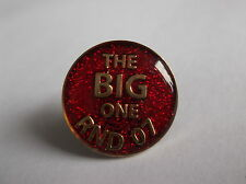 The Big One RND 07 For Red Nose Day Pin Badge