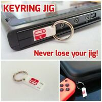 Nintendo Switch RCM Jig Keyring joycon mod for recovery mode Hack - Load Linux!!