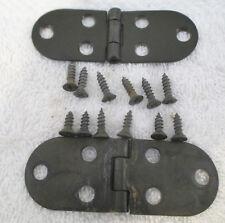 2 Hinges For Wood Top Sewing Machine Parts Original Spartan Simanco RFJ 9-8