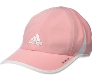 NEW! adidas Women's AEROREADY Superlite Hat/Cap-Glory Pink #5149534