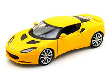 Diecast car Lotus Evora S Yellow 1:24 MotorMax Die Cast Model 79313