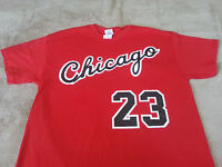 Chicago Bulls Michael Jordan Rookie year vtg style Jersey T-shirt / Sweatshirt.