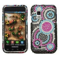 Bubble Bling Hard Case Cover for Samsung Fascinate i500