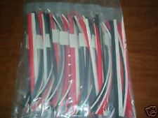 90 Feet Of Heat Shrink Tubing Assorted Sizes And Sizes 12 Pcs 18 316 14