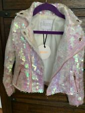 Sequence Jacket Girls Size 4 Brand New
