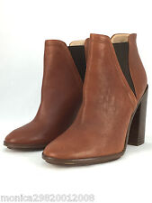 ZARA LEATHER HIGH HEEL ANKLE BOOTS SHOES SIZE UK5/EUR38/US7.5 RRP £99.99