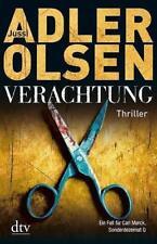 Verachtung von Jussi Adler-Olsen (2012, Gebundene Ausgabe)