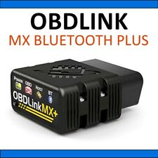 Obdlink MX + Bluetooth Professional for Ios, Android & Windows