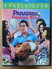 Paradise Hawaiian Style DVD 1965 Elvis Presley Musical Movie Classic