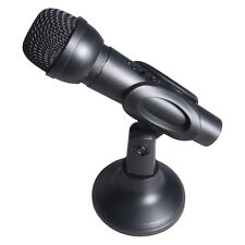 Microphone Mic for Laptop PC Compter MSN Skype Yahoo Web Chat Gaming Online