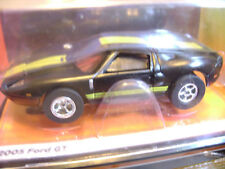 Sold Out Nos Auto World Xtraction Lighted Black 05 Ford Gt Ho Slot Car Fit Afx