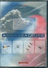 DVD Les Ambassadeurs Patrouille de France 2010