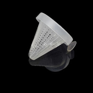 1-AQUARIUM worm  FEEDER WITH SUCTION CUP - LIVE WORMS, TUBIFEX bloodworm uk