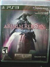 Final Fantasy XIV Online: A Realm Reborn (Sony PlayStation 3, 2015