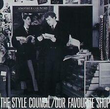 The Style Council - Our Favourite Shop - New Lilac Vinyl LP - Pre Order - 18/8
