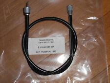 CABLE TRANSMISSION DE COMPTEUR TRANSVAL 64,5cm carré 2,6mm MOBYLETTE MOTOBECANE