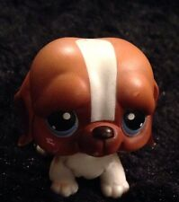 Lps St.Bernard littlest Pet Shop Dog