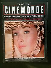 cinemonde n°1835 marlene jobert  1970