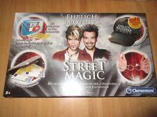 Street Magic Clementoni 59049 Ehrlich Brothers Zauberkasten NEU OVP