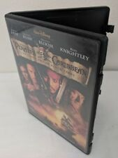 Pirates of the Caribbean: The Curse of the Black Pearl (DVD, 2-Disc Set,