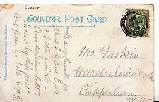 Genealogy Postcard - Family History - Gaskin - Chippenham - Wiltshire  GN115