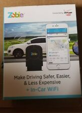 Zubie - In-Car Wi-Fi and Vehicle Monitoring Device - Black - GL700C