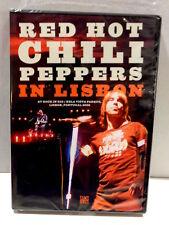 RED HOT CHILI PEPPERS  IN  LISBON  -  PORTUGAL  2006  -  DVD NUOVO E SIGILLATO