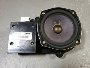 01-03 INFINITI QX4 FRONT DRIVER LEFT SIDE BOSE SPEAKER 28149-2W100 OEM