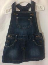 robe salopette jeans Kitchoun  taille 6 mois  Tbe (C823)
