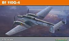 Eduard 1/72 MESSERSCHMITT Bf-110G-4 Profipack # K 7094 *