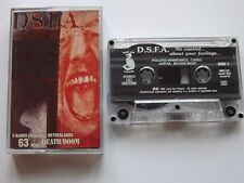 D.S.F.A. - No Control...- Cassette Polluted Inheritance, Castle,  Beyond Belief