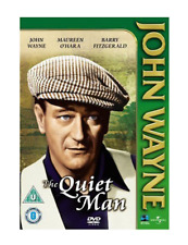 THE QUIET MAN (1952) John Wayne / Maureen O'Hara (R2 DVD) John Ford Classic