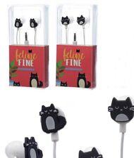 Feline Fine Cat Ear Plugs