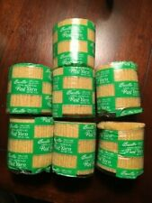 Vintage Lot of 7 Bucilla Rug Yarn for Latch Hooking