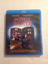 Puppet Master (Blu-ray Disc, 2010)Authentic US Release
