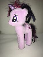"Ty My Little Pony Twilight Sparkle Approx 10"" Soft Toy SUPERFAST Dispatch"