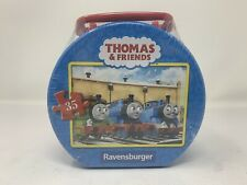 THOMAS THE TRAIN & FRIENDS RAVENSBURGER SNOWY DAY 35 PC PUZZLE - NEW