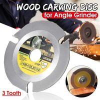 125mm Power Wood Carving Polishing Disc Triangle Shovel Blade Angle Grinder