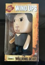 AMC The Walking Dead wind up Daryl Dixon toy mini Norman Reedus NOS WD TV