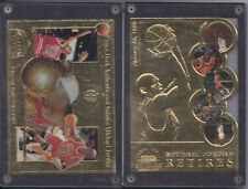 Upper Deck Chicago Bulls NBA Basketball Trading Cards Lot