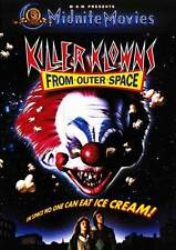 KILLER KLOWNS FROM OUTER SPACE Movie POSTER C 27x40 Grant Cramer Suzanne Snyder