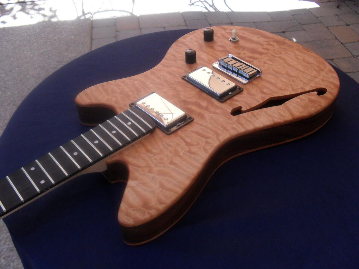 Renegade Guitar Bodies