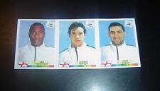 Panini WC France 1998 98 set of  RARE 3 England players