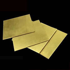 H62 1PIEZA Placa de cobre  dos lados Tarjeta de circuito Board 0.5-3mm