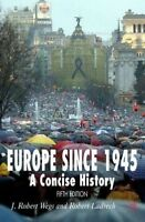 Europe Since 1945: A Concise History, New Books
