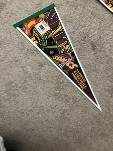 Seattle Sonics Vintage 1990s NBA Pennant Basketball Wincraft Edition #3
