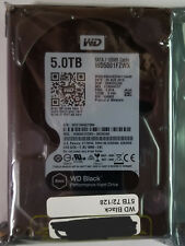 Western Digital Black 5 TB 72/128 Performance Hard Drive - SATA WD5001FZWX