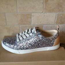 fba27c1d24c5 UGG Karine Chunky Glitter Silver Multi Sparkly Shoes Womens US 11