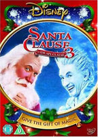 The Babbo Natale Clause 3 - The Fuga Clause DVD Nuovo DVD (BUA0047001)